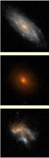 Teoría unificada sobre la formación de galaxias