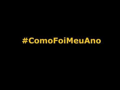 #ComoFoiMeuAno