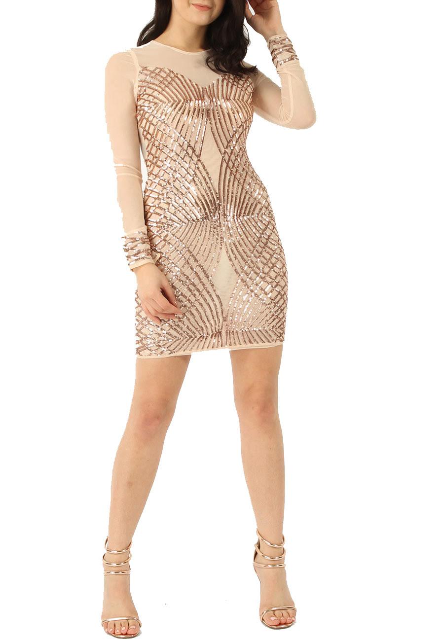 Ted baker highgrove bodycon dress