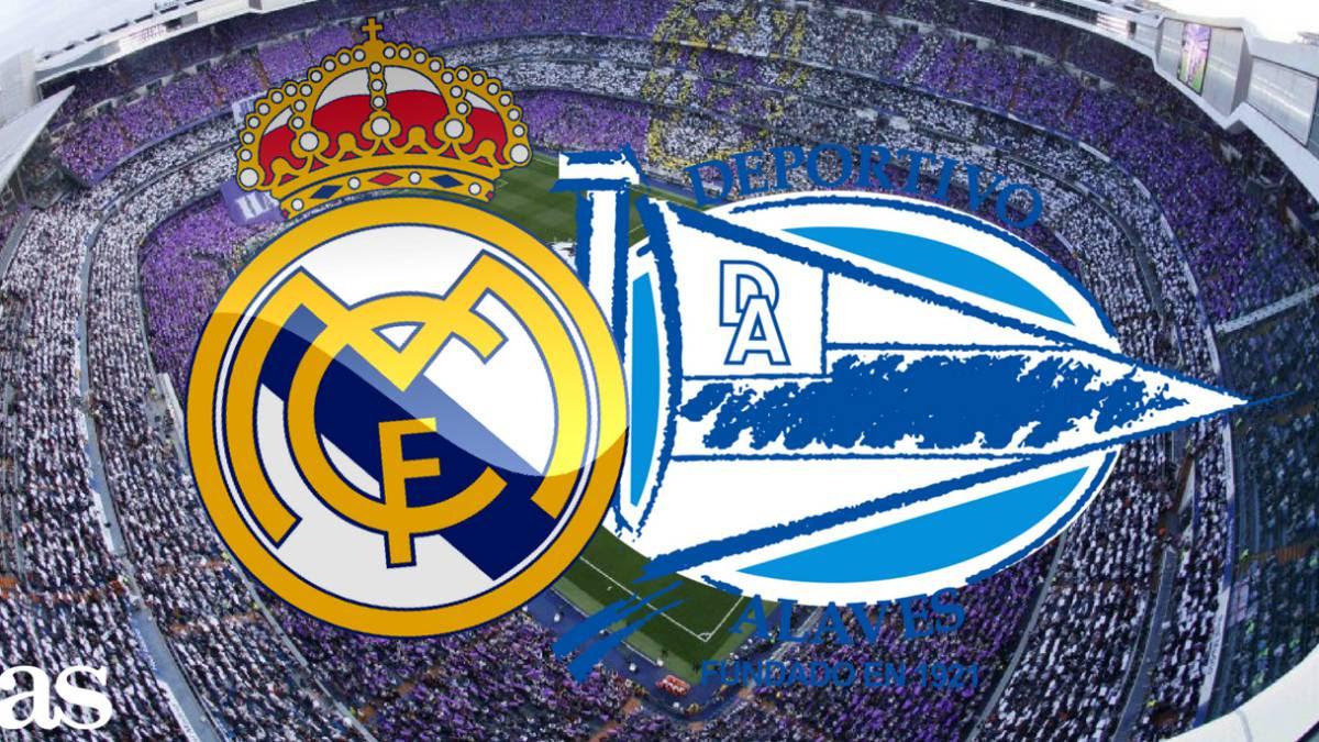 مشاهدة مباراة ريال مدريد و ديبورتيفو ألافيس مباشر - الدوري الإسباني
