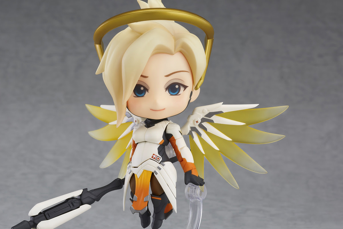 Save up your ultimates, Nendoroid Mercy is on the way screenshot
