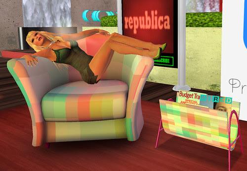 republica geek chic chair
