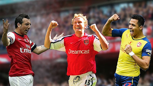 Avatar of Cazorla, Parlour & Sanchez - watch Arsenal's best FA Cup final goals