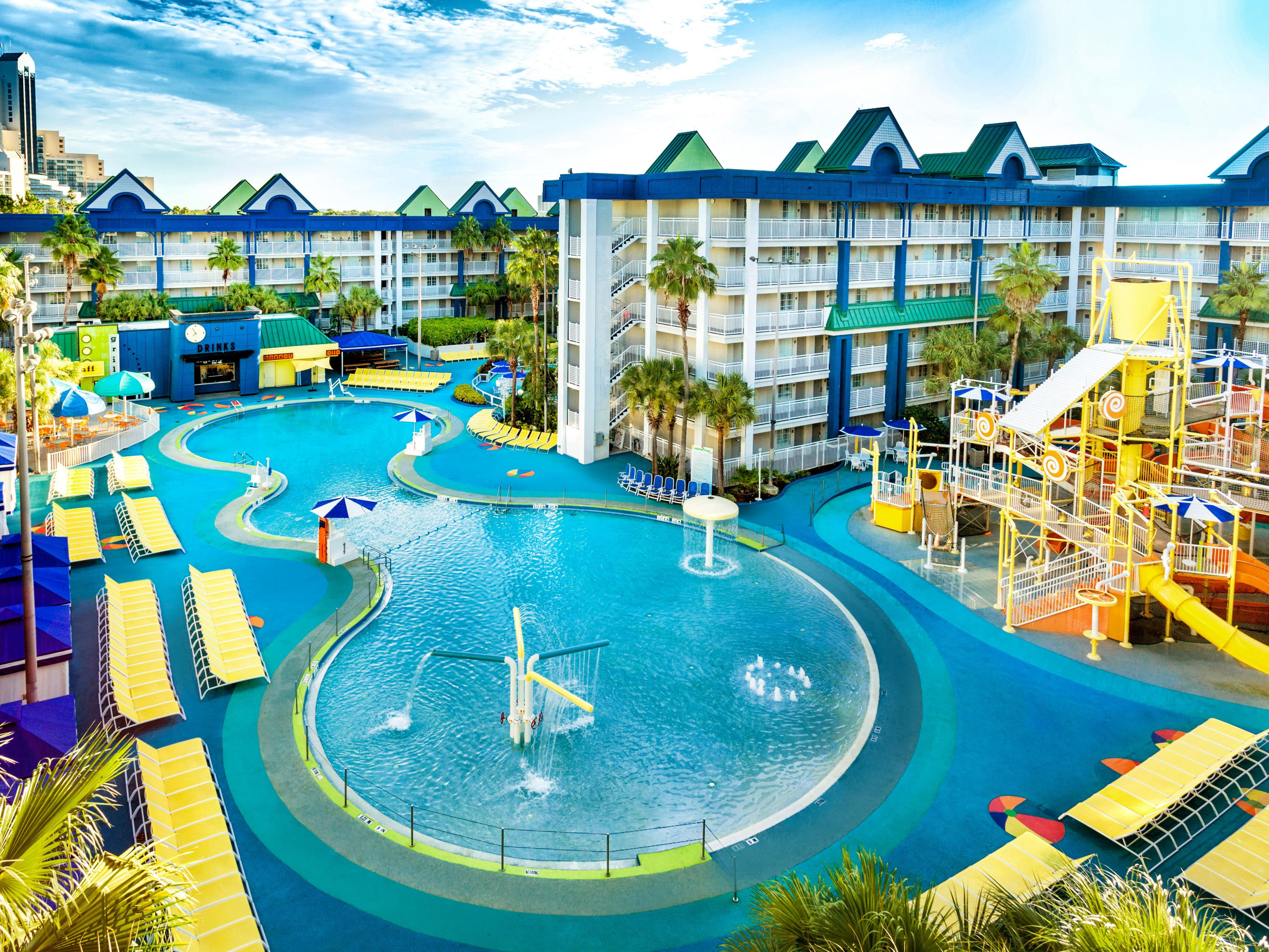 Holiday Inn Resort Orlando Suites  Waterpark Hotel by IHG