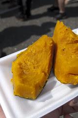焼きかぼちゃ, 北海道フェア in 代々木, 代々木公園