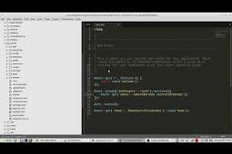 part 3 : tutorial membuat portal berita dengan laravel 5.4, Auth