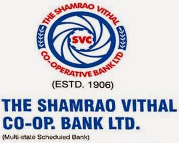 The Shamrao Vithal Cooperative Bank logo pictures images