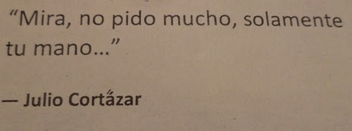 Love Relationship Frases Amor Reflexion Pensar Julio Cortazar