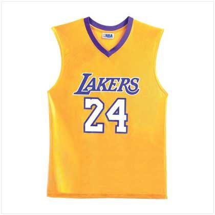 Kobe's No. 24 jersey