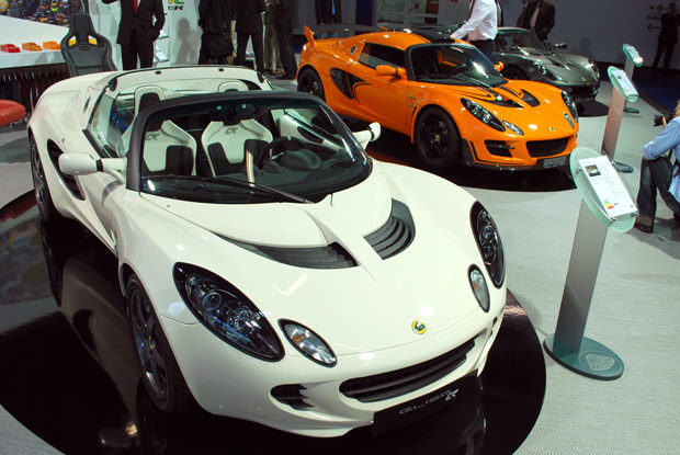 Lotus Elise Club Racer and Exige Cup 260