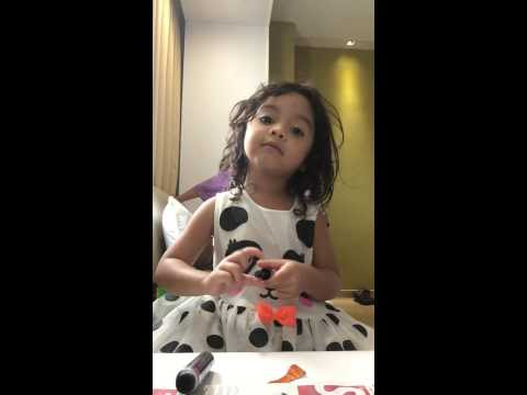 Video : Tutorial Make Up Ara Anak Aziz M Osman