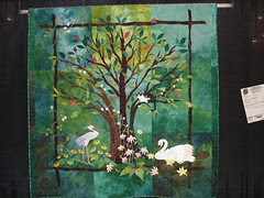 A Quilter's Menagerie by: Ann Fahl