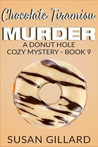 Chocolate Tiramisu Murder by Susan Gillard