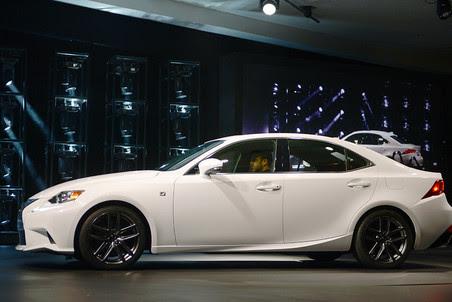 Lexus IS 350 F Sport
