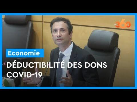 La déductibilité fiscale des Dons de Covid19 au Maroc