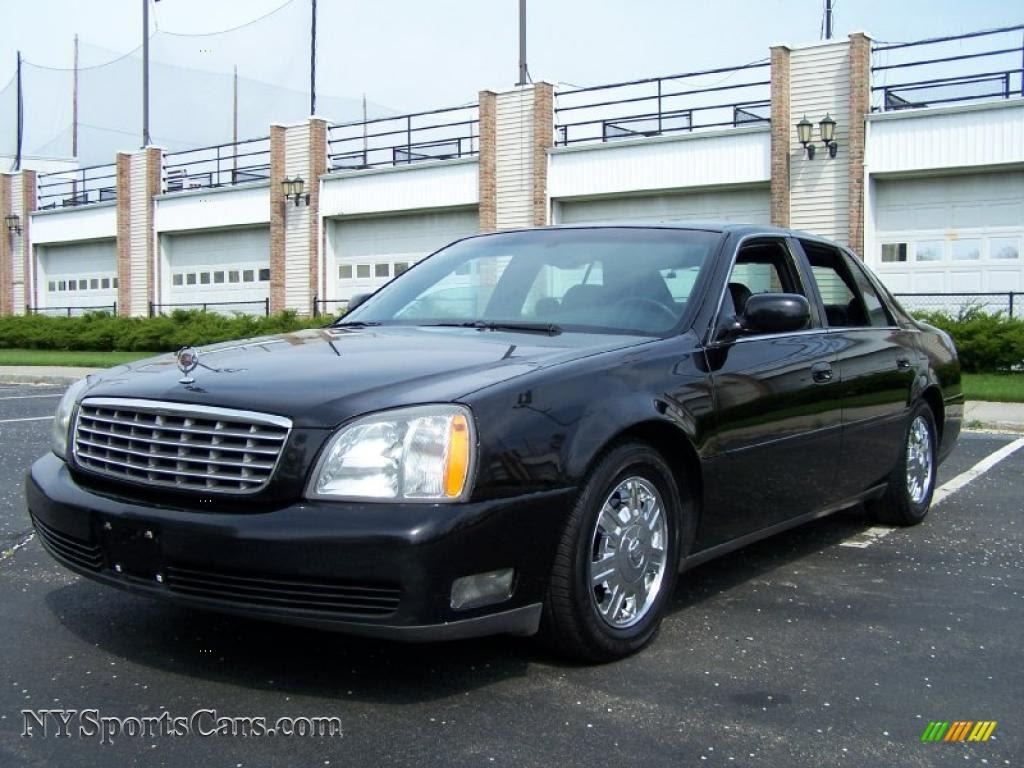 2004 Cadillac DeVille Sedan in Black Raven photo #6 ...