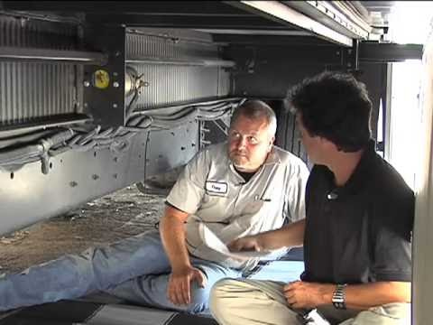 How to hand crank a stuck RV slide out