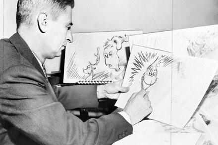Six Seuss Books Bore a Bias