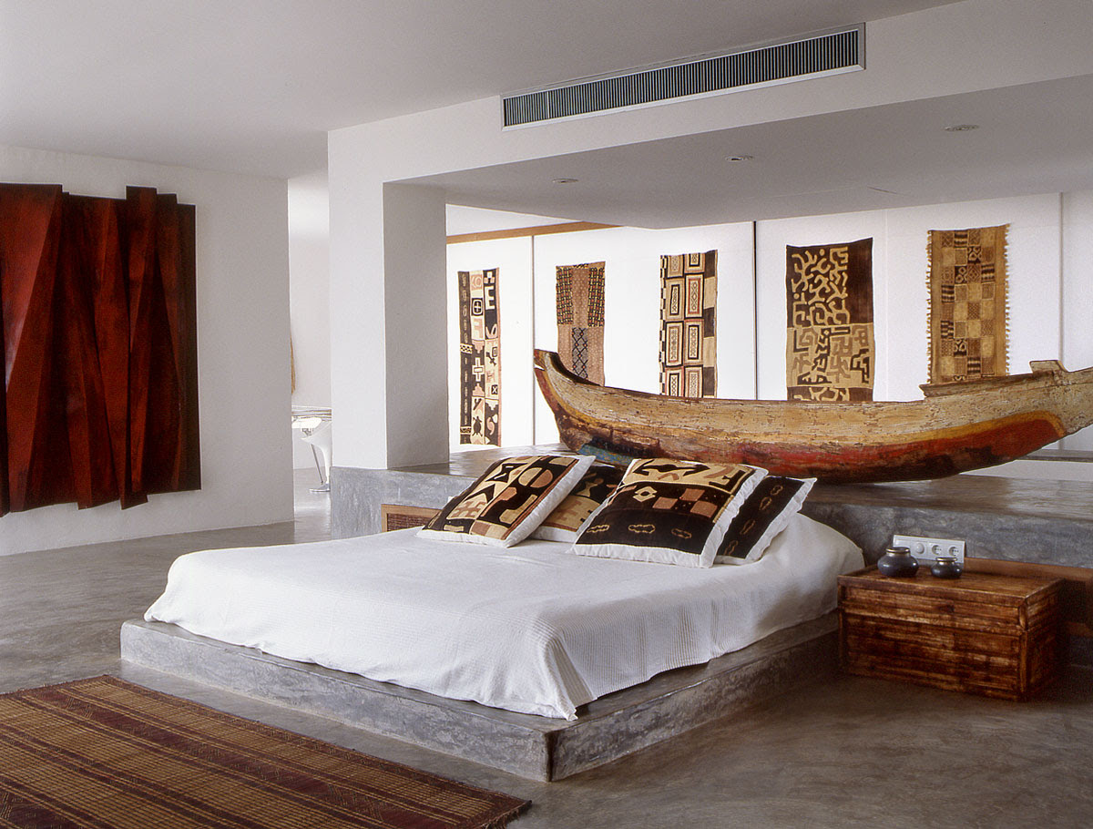 Minimalist Yet Comfy House In Ibiza Spain - Decoholic