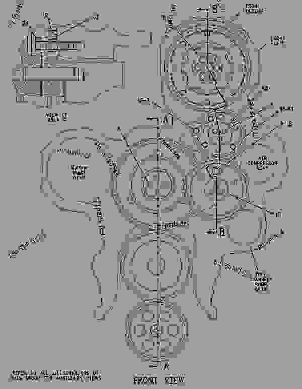 3406e Cat Engine Wiring Diagram