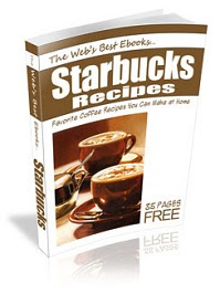 Starbucks Secret Recipes