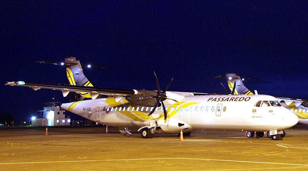 Passaredo vai rever suspensão de voos em Sinop a partir do 2º semestre