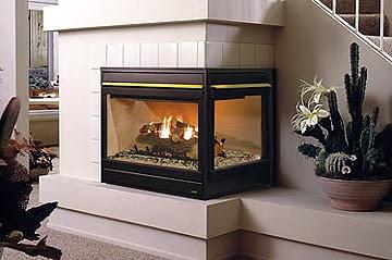 Corner Fireplaces Corner Propane Fireplace Canada