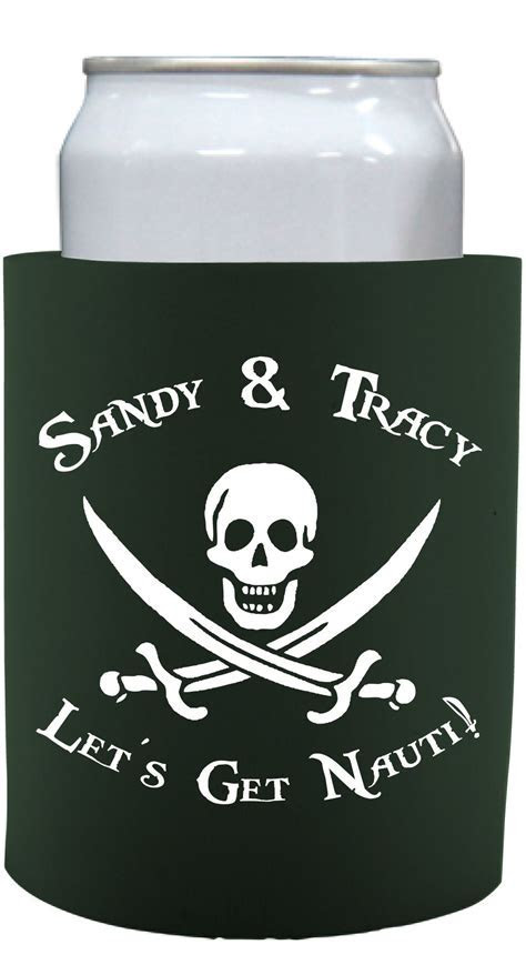 Perfect koozie for a party   Give away as a party favor