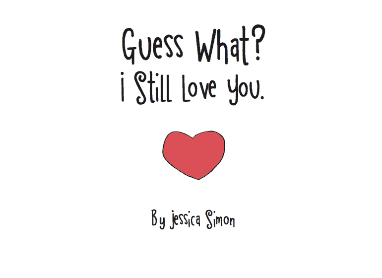 Guess What I Still Love You Book Review Simply Real Moms