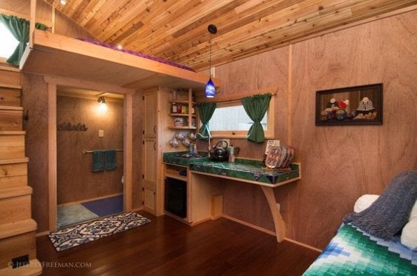 Pacifica Tiny House 007