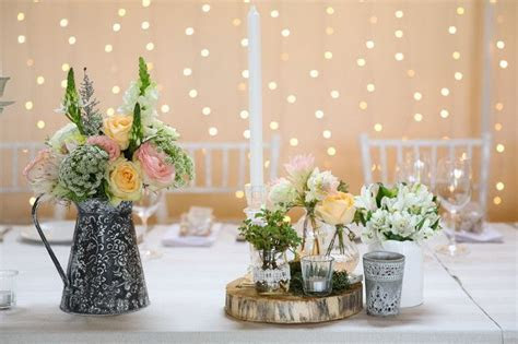 Vintage Peach and Mint Wedding, Wellington   Cooking