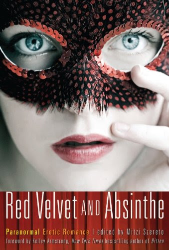 Red Velvet and Absinthe: Paranormal Erotic Romance by