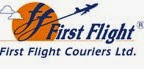 First Flight Couriers logo pictures images