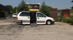 Wisconsin Wheelchair Vans For Sale Blvd Com
