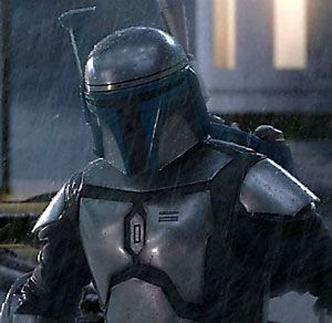 Jango Fett returns to the big screen in STAR WARS – EPISODE II: ATTACK OF THE CLONES 3D.