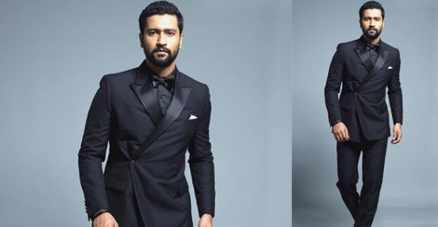 Vicky Kaushal makes style statement with his suit look, See Pic