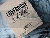 Go-to perfume of the moment: Diesel Loverdose Tattoo