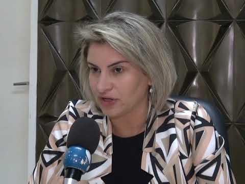 DRª LARISSA TUPINAMBÁ FALA DO MÊS CONTRA O FEMINICÍDIO