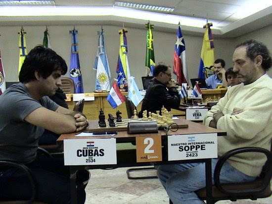 Partida Cubas - Soppe