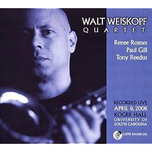 Walt Weiskopf  - Live  cover