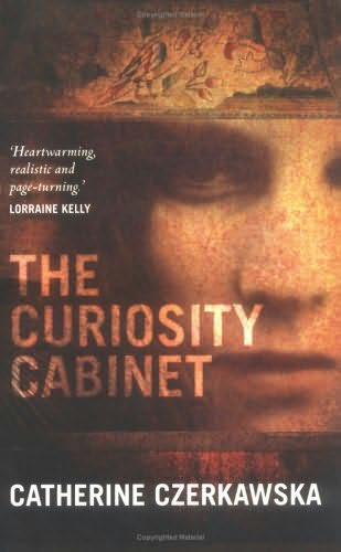 book cover of   The Curiosity Cabinet   by  Catherine Czerkawska