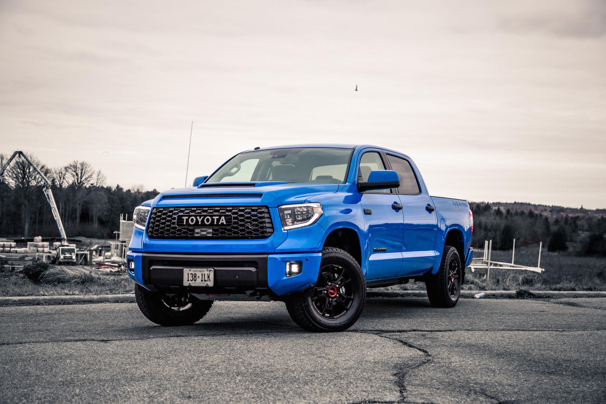 Toyota Voodoo Blue