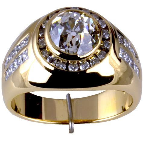 Designs Of Engagement Rings For Men   Engagement Ring USA