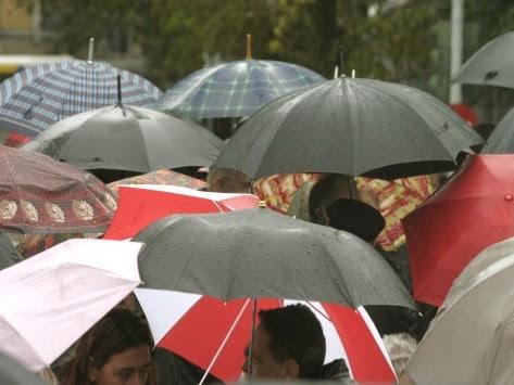 Καιρός: Βροχερή η Παρασκευή - Αναλυτική πρόγνωση