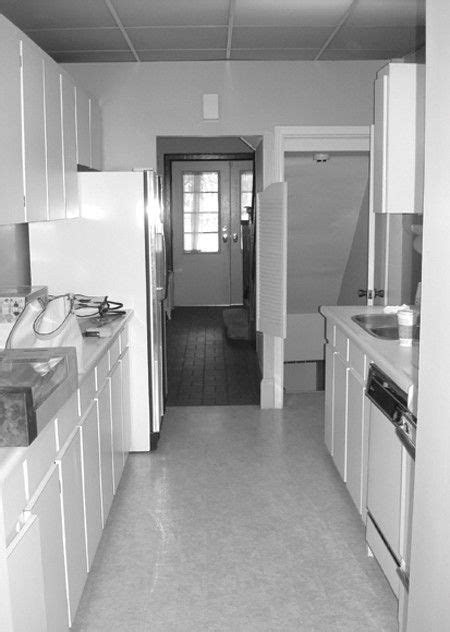 17 Best images about Galley Kitchen ~ Before & After on