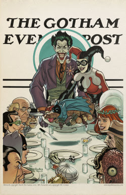 Gotham Evening Post - Thanksgiving