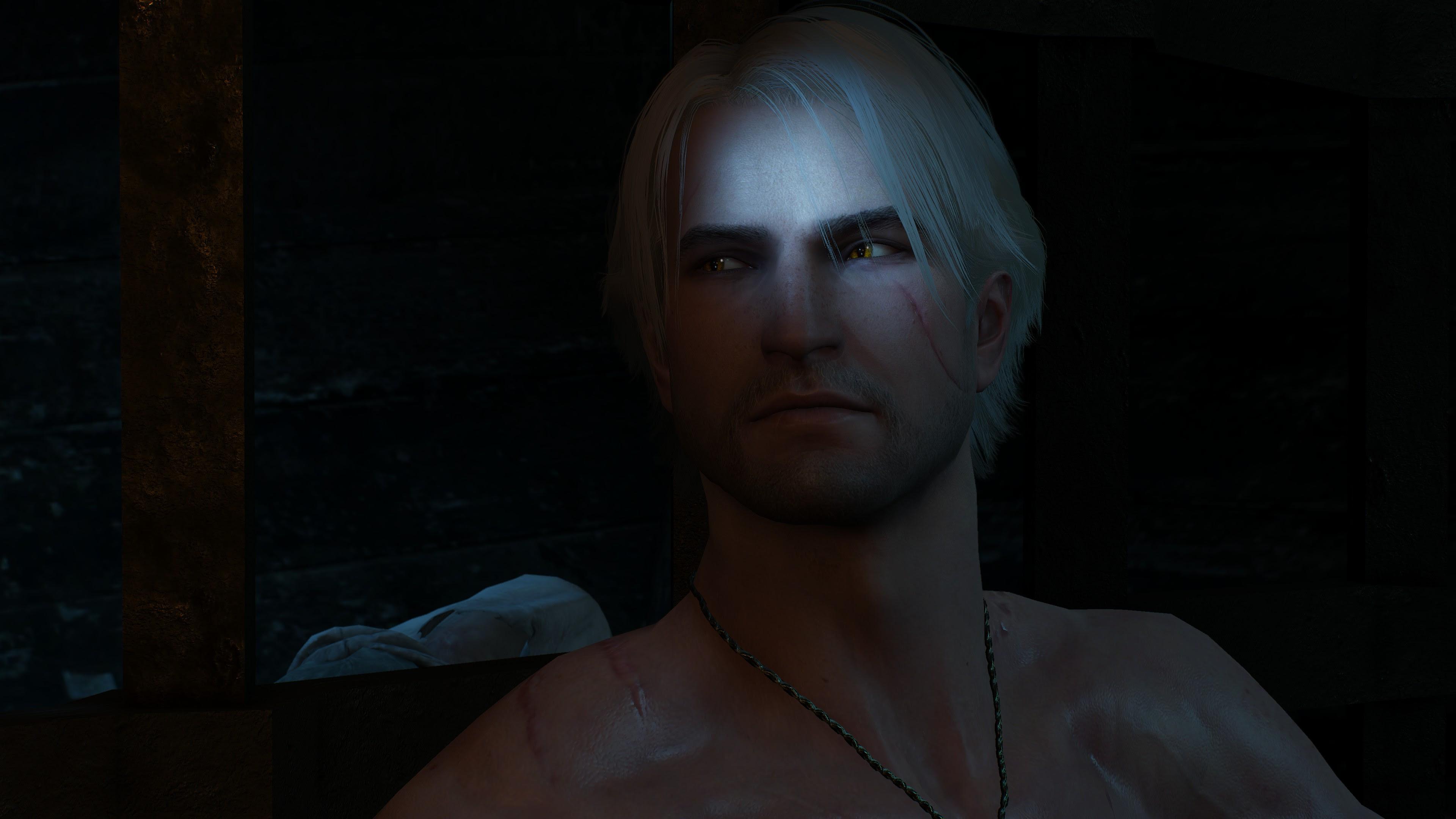 The Witcher 3 Mod Macht Geralt Wieder Jung Knackig