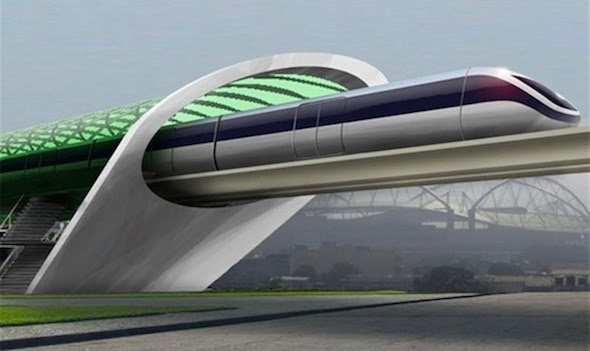 Image result for hyperloop in dubai