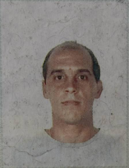 Hélio Barreira Ribeiro, de 47 anos: morto no terraço de casa