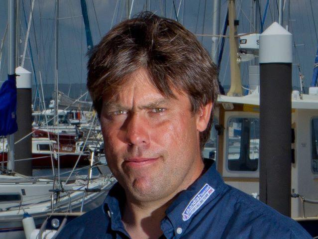 Andrew Simpson (GBR) - Regatista de 36 años